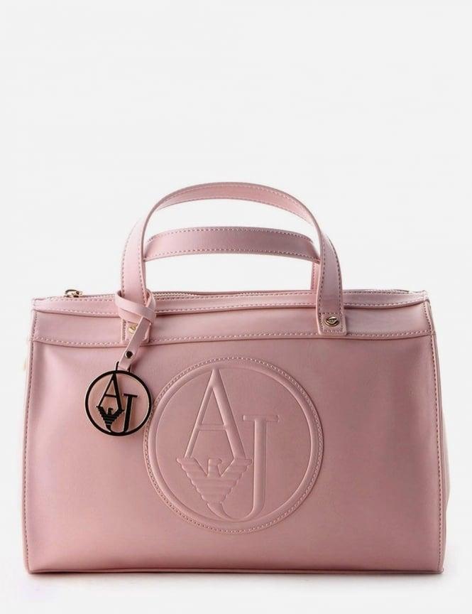 fcf86ac272 Logo Women's Bowling Bag Pink