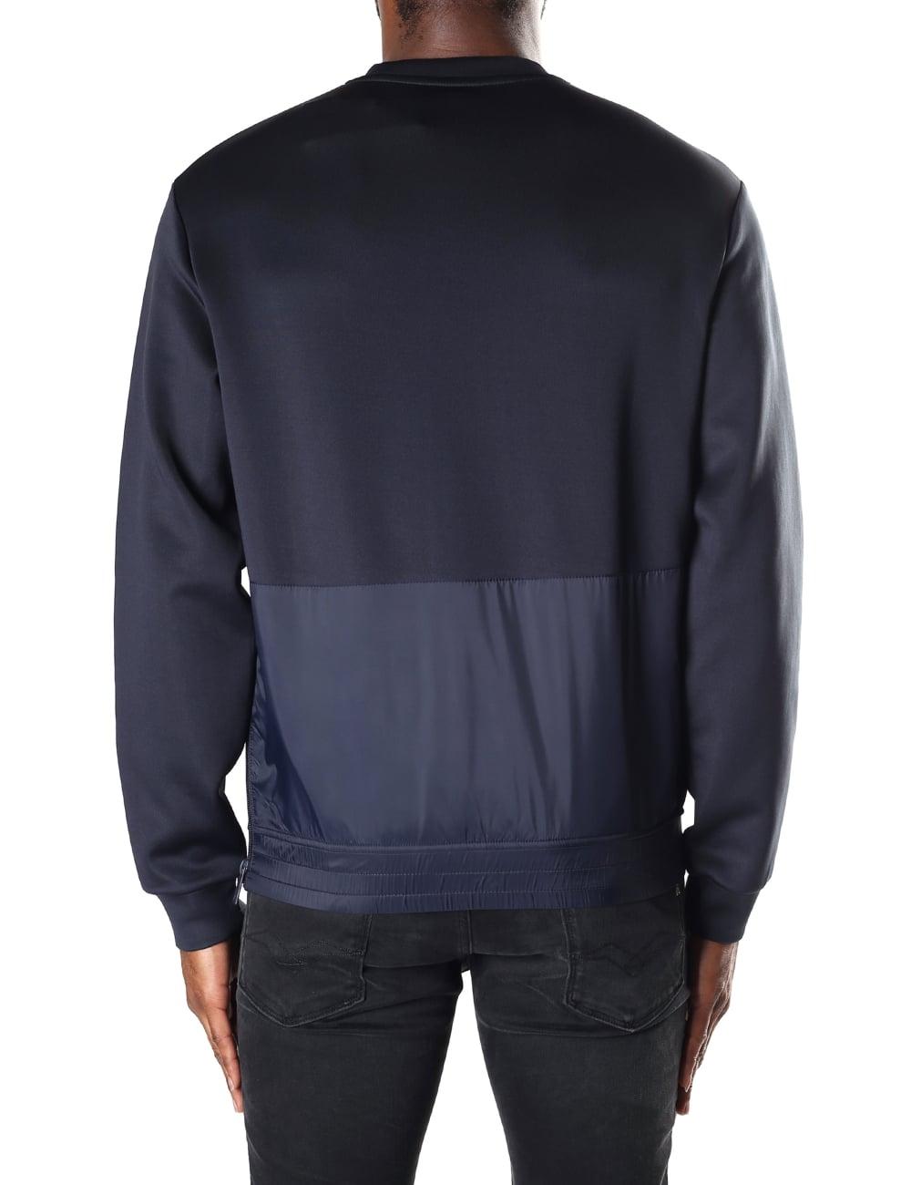 Armani Jeans Men s Crew Neck Sweat Top 2816a3169253