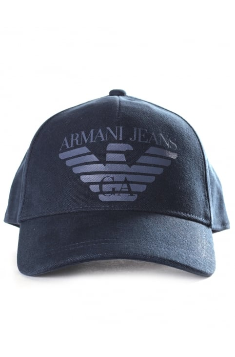Men's Eagle Logo Baseball Cap