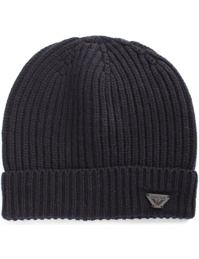 Armani Jeans Men's Knitted Beanie