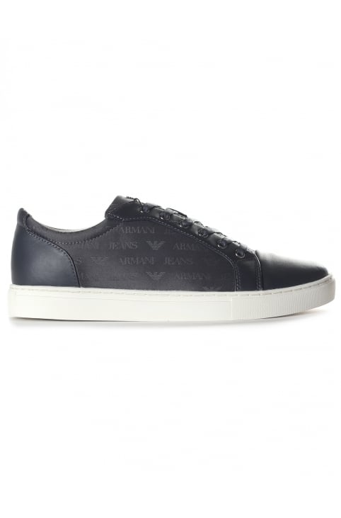 Men's Repeat Logo Nylon Trainer