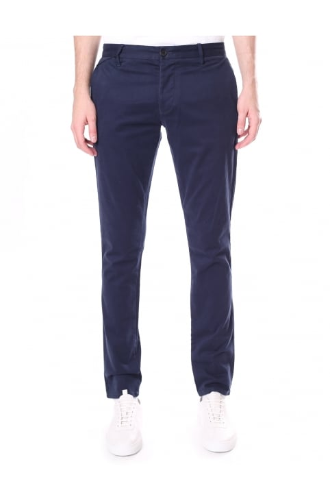 Men's Slim Fit Chino Trousers