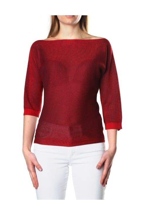 Off Shoulder Women's Knit