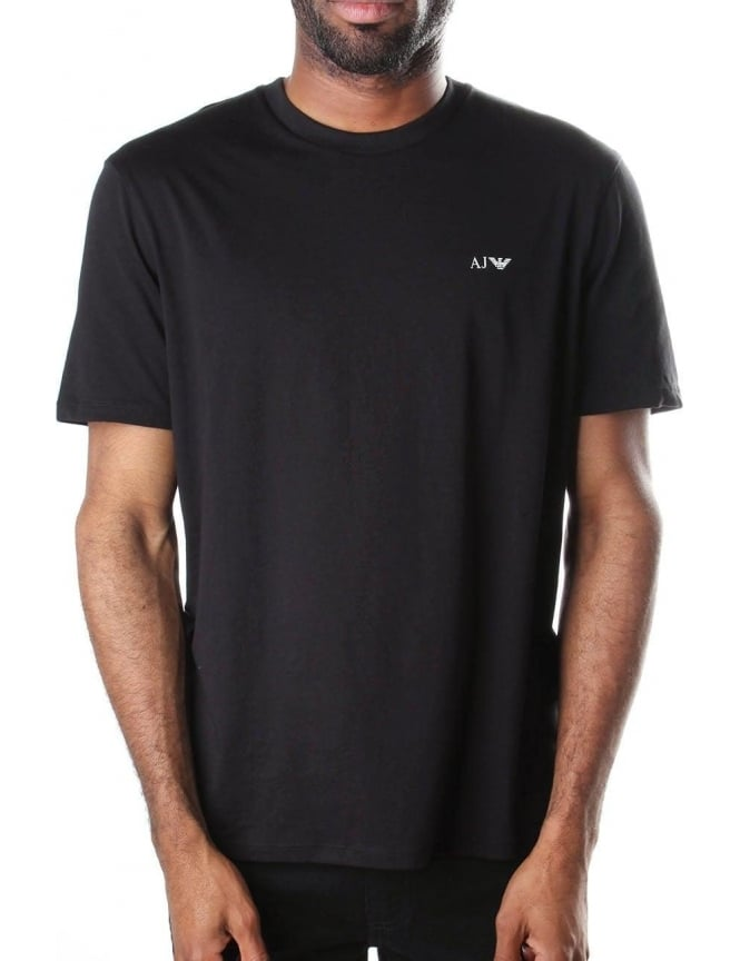 Armani Jeans Short Sleeve Men's Double Pack Tee