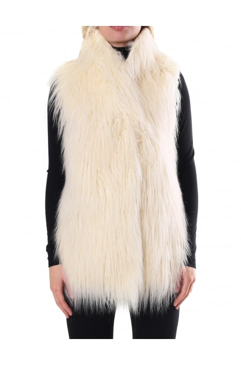 Women's Faux Fur Gilet
