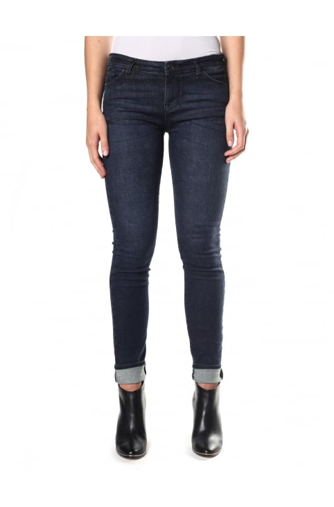 Women's Push Up Fit Jean
