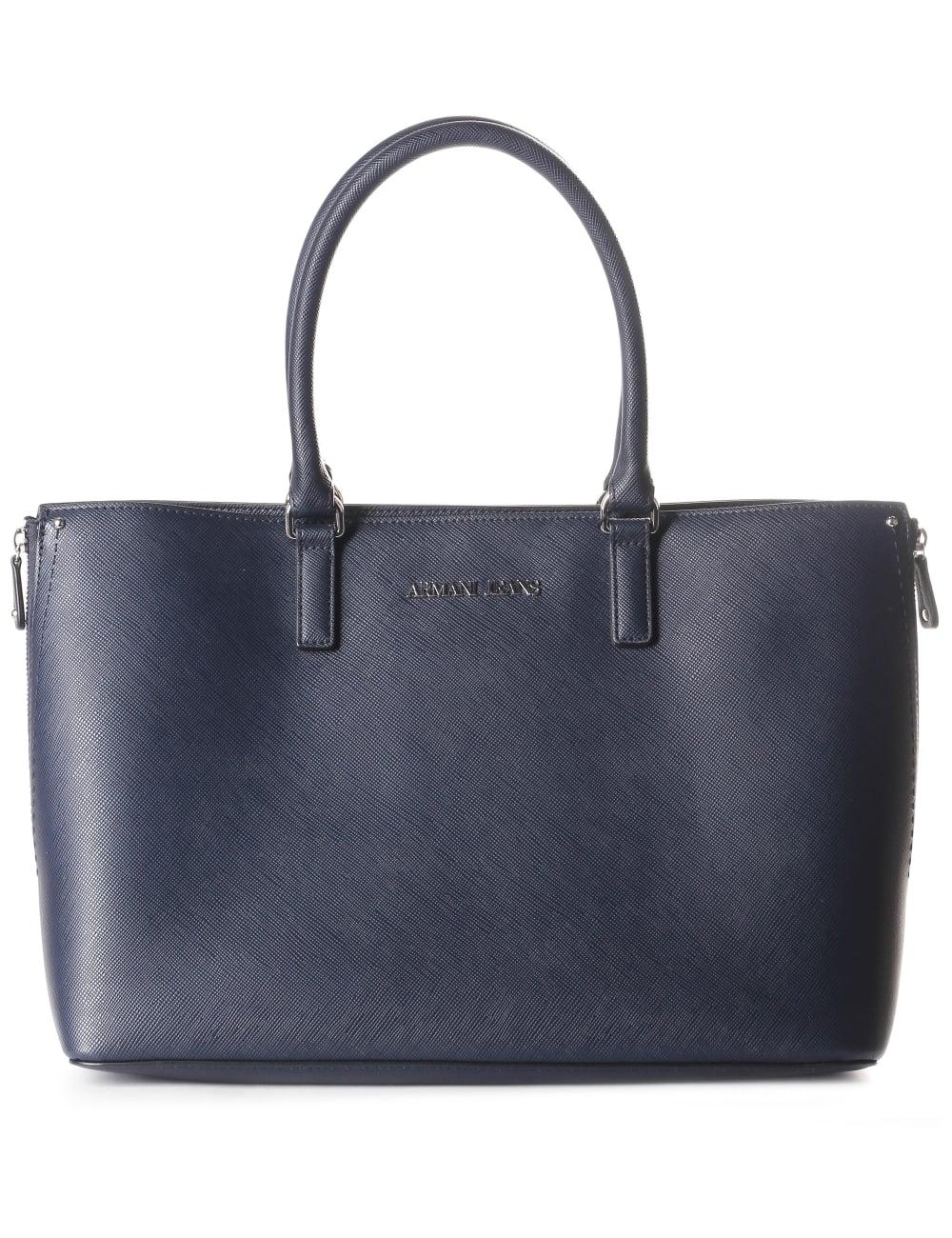 armani jeans women 39 s shopper bag. Black Bedroom Furniture Sets. Home Design Ideas