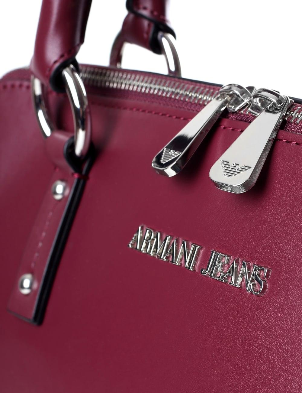 28c23edb6e03 Armani Jeans Women s Top Handle Bag