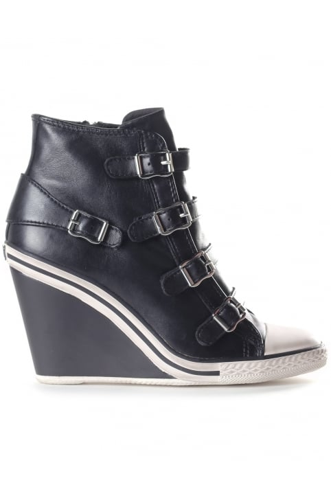 Women's Thelma Hi Top Wedge Trainer