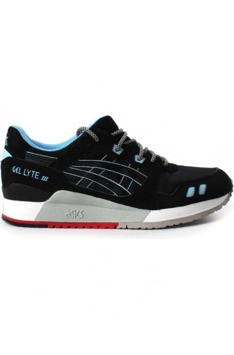 Gel-Lyte III Men's Trainer Black/Black