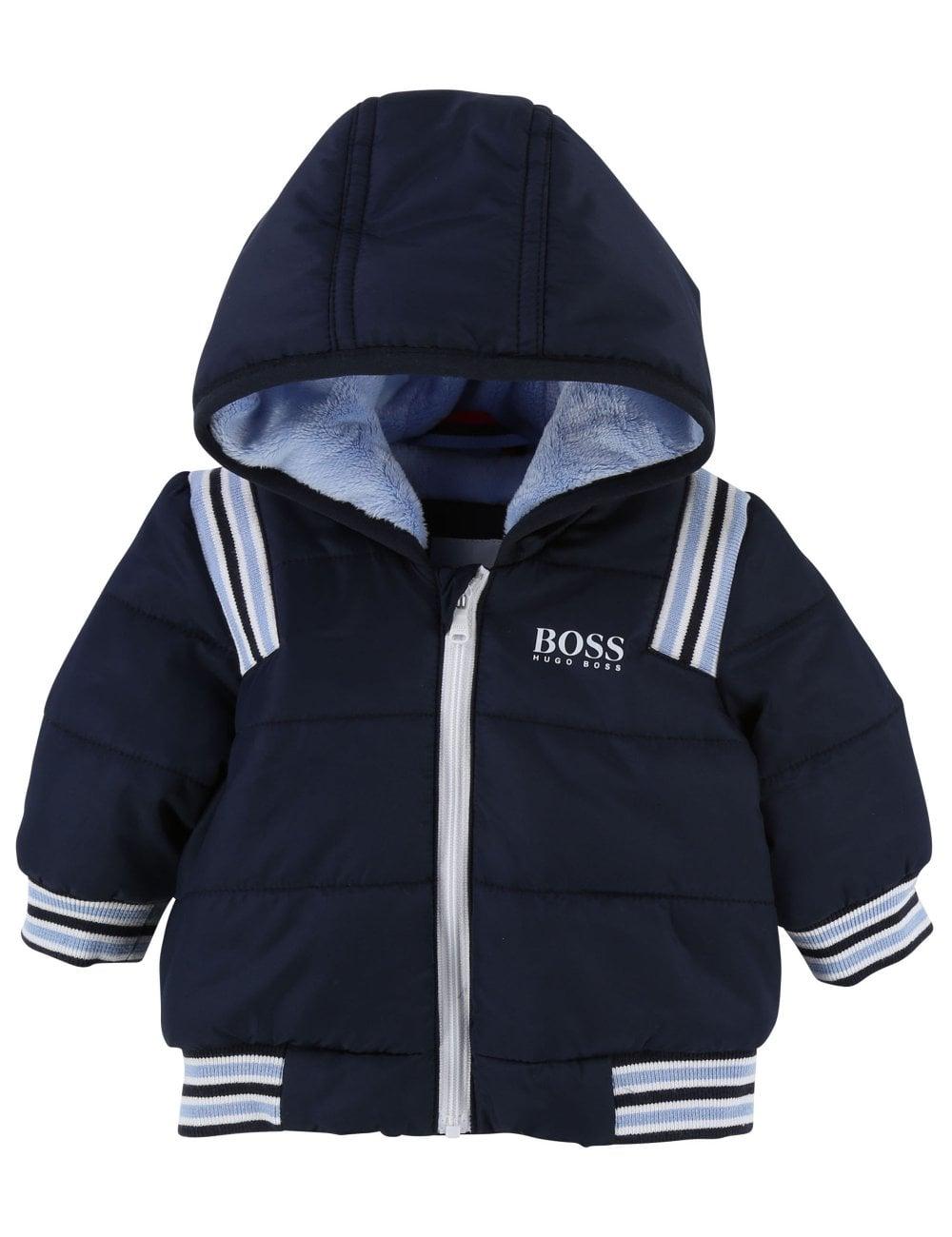 a6f53e730 Hugo Boss Kids Baby Boys Puffer Jacket
