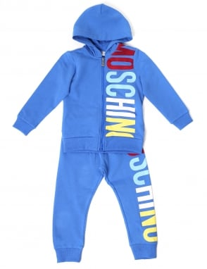 dfc7046b Moschino Baby Boy and Toddler Multi Bear Hoodie