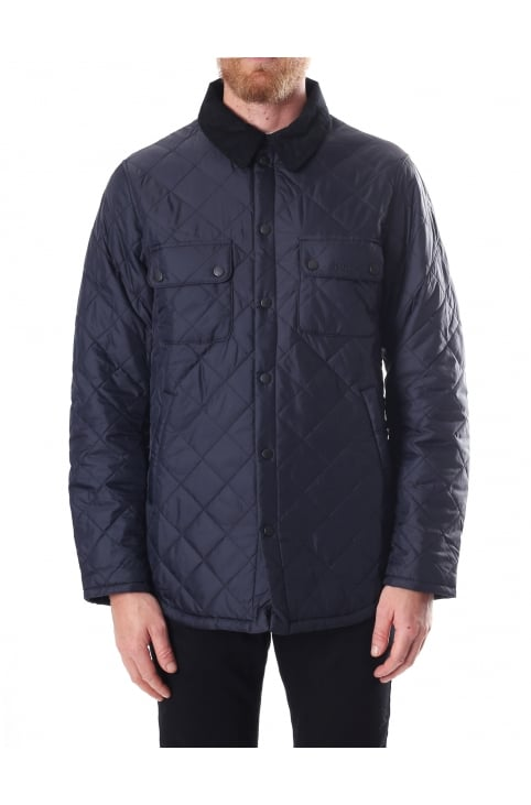 Akenside Men's Quilted Jacket