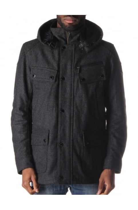 Allenwood Men's Jacket Charcoal