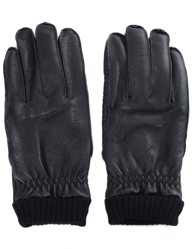 Barbour Barrow Men's Leather Gloves