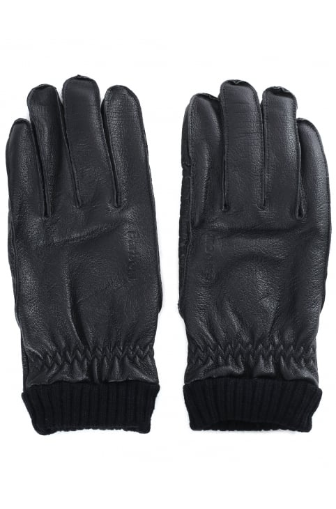 Barrow Men's Leather Gloves