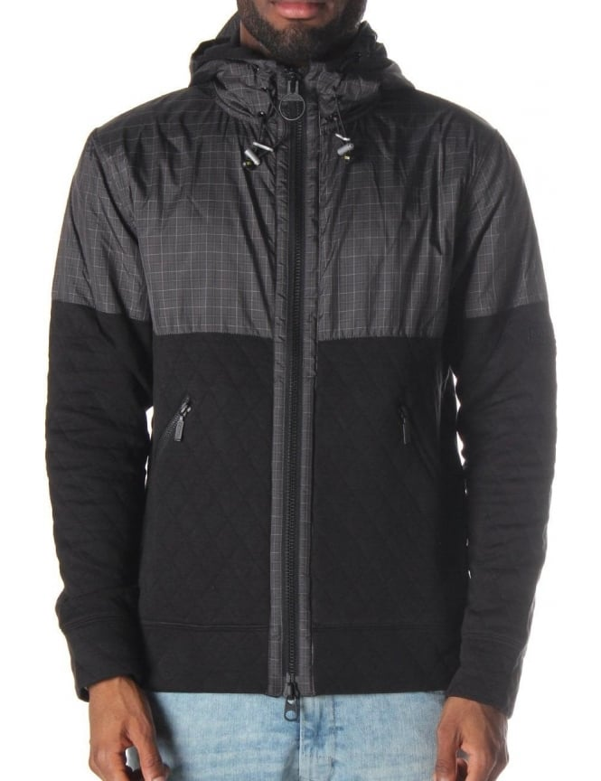 Barbour Boorman Men's Hoody Black