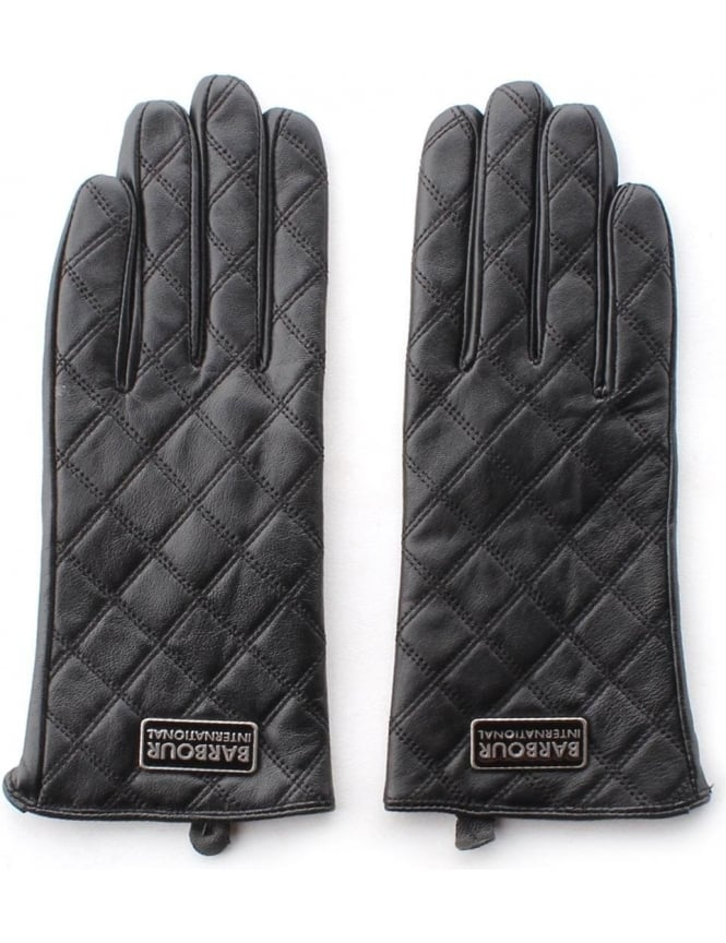 Barbour Burton Women's Leather Glove