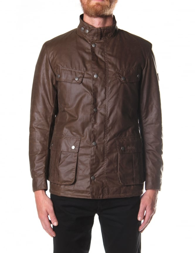 Barbour Duke Men's Wax Jacket