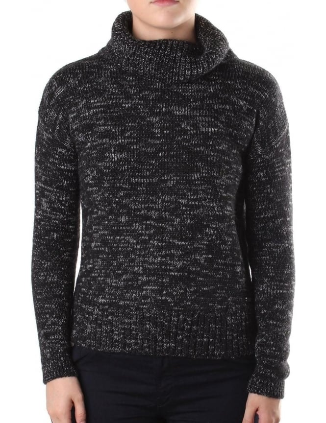 Barbour Endo Women's Roll Neck Knit