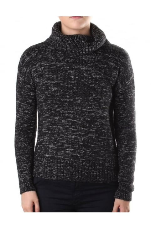 Endo Women's Roll Neck Knit
