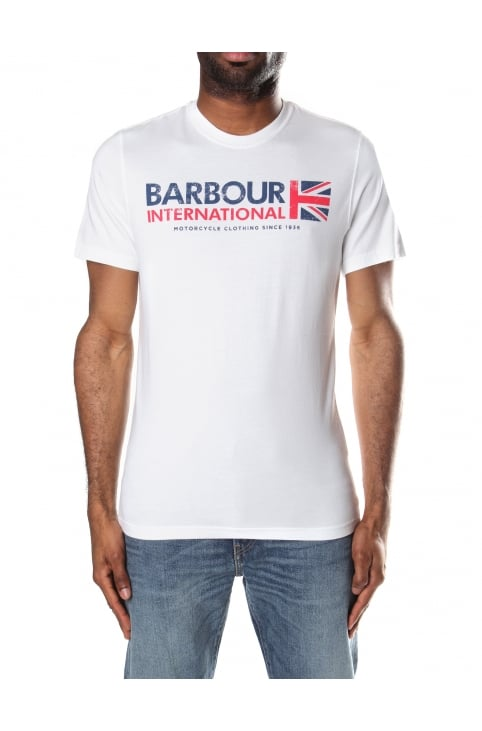 Flag Logo Men's Short Sleeve Tee