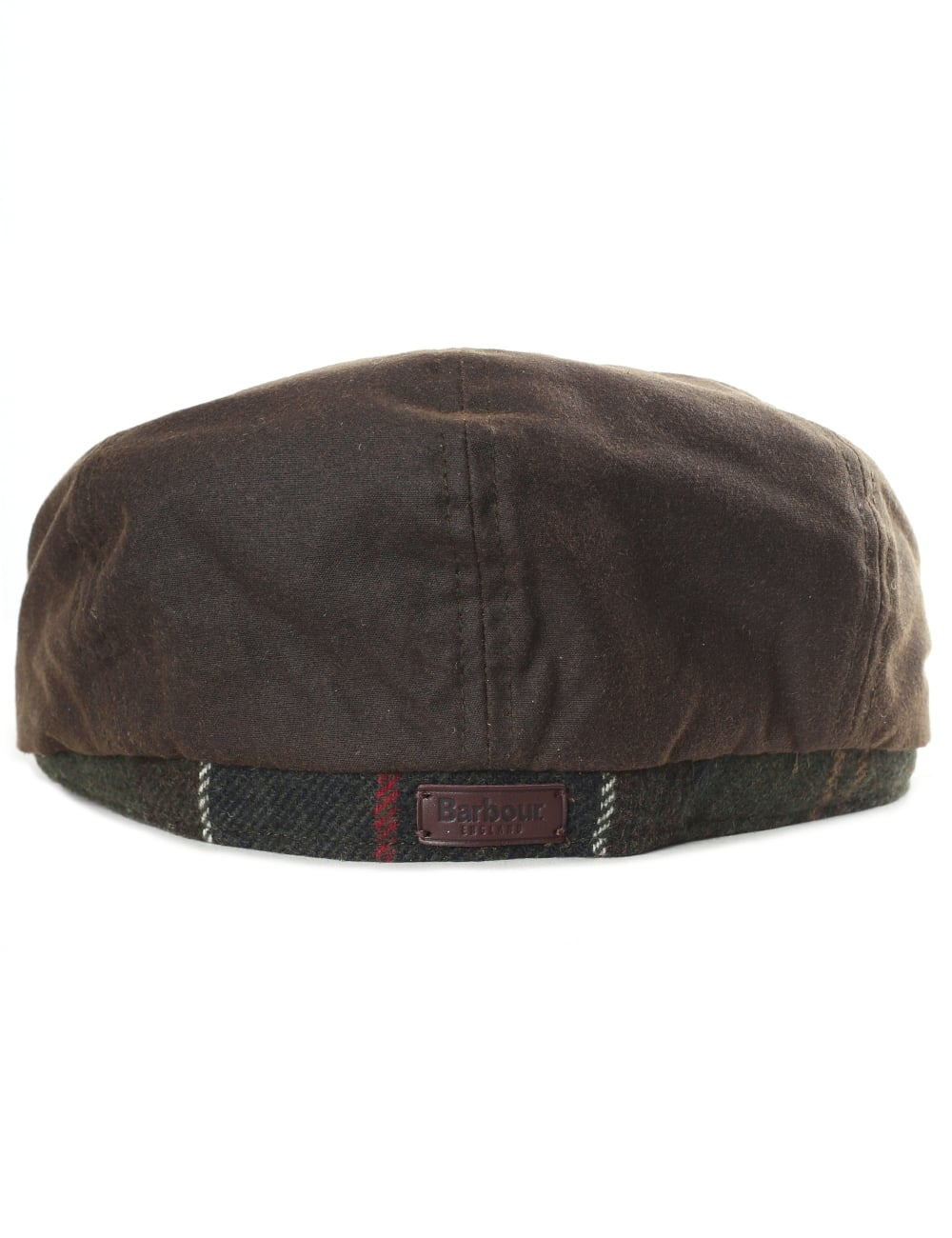 Barbour Gullemot Men s Baker Boy Flat Cap b63b7210555