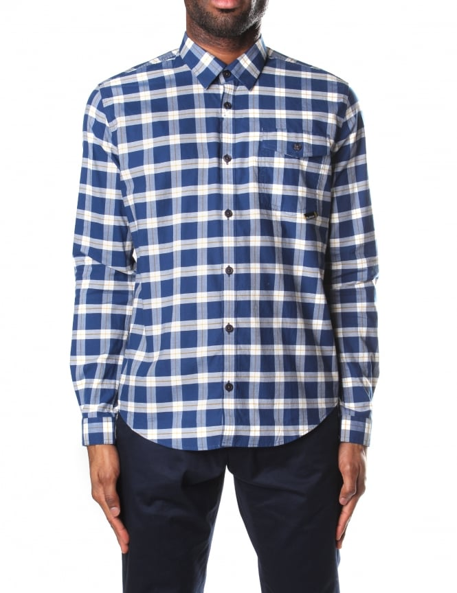 Barbour Haden Men's Slim Fit Shirt
