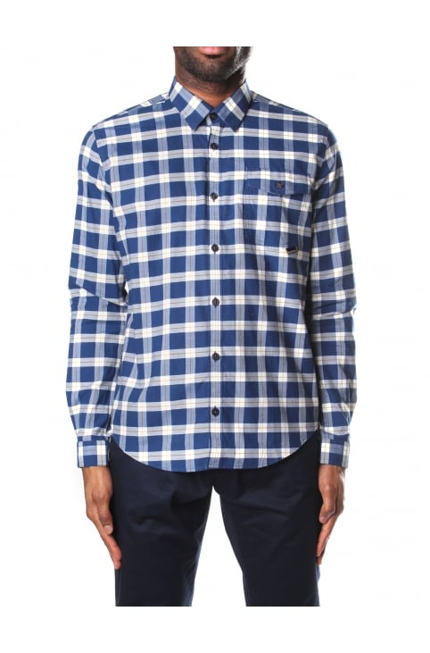 Haden Men's Slim Fit Shirt