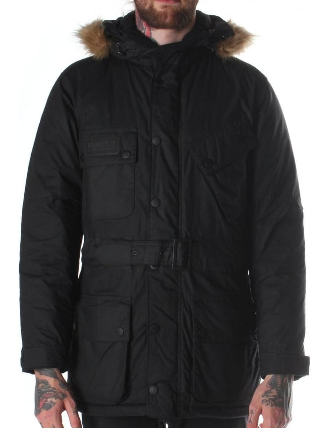 Barbour Hailwood Men's Jacket Black