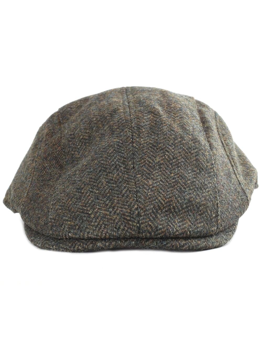 Barbour Herringbone Men s Tweed Cap cf930ec3fb7