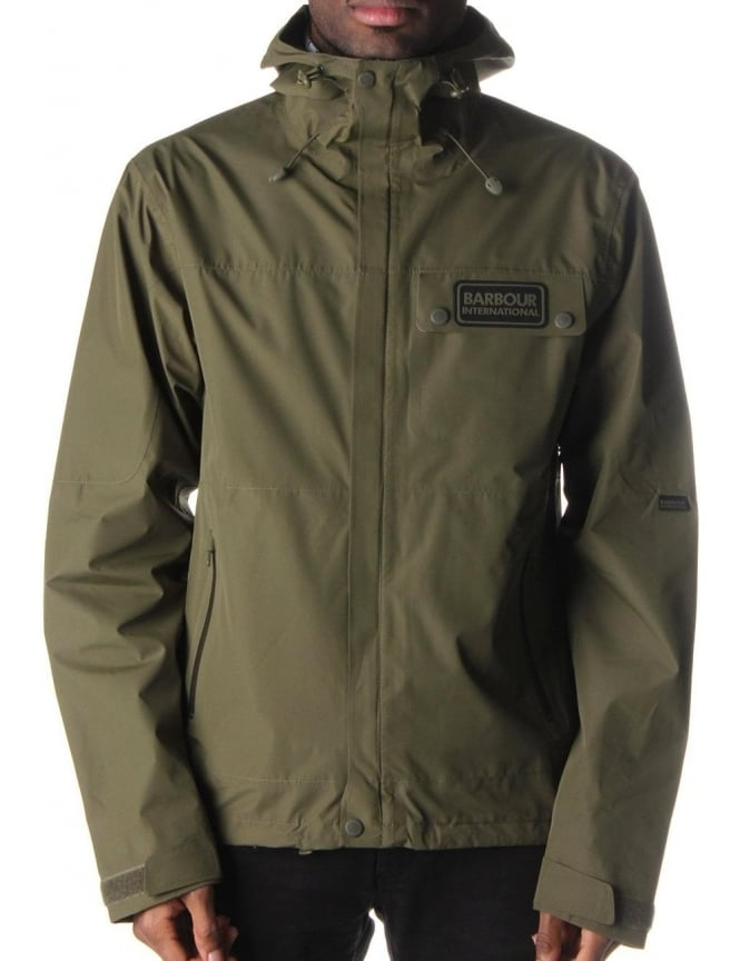 Barbour Jacket Womens Green