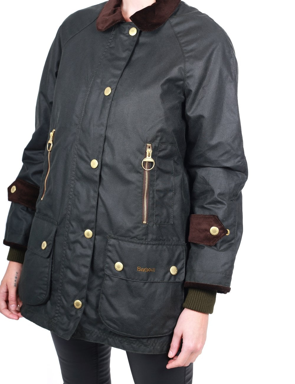 shades of best quality promo codes Icons Beaufort Waxed Jacket