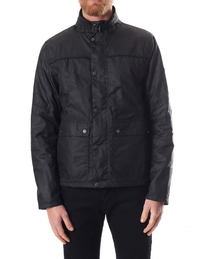 Barbour Inlet Men's Wax Jacket