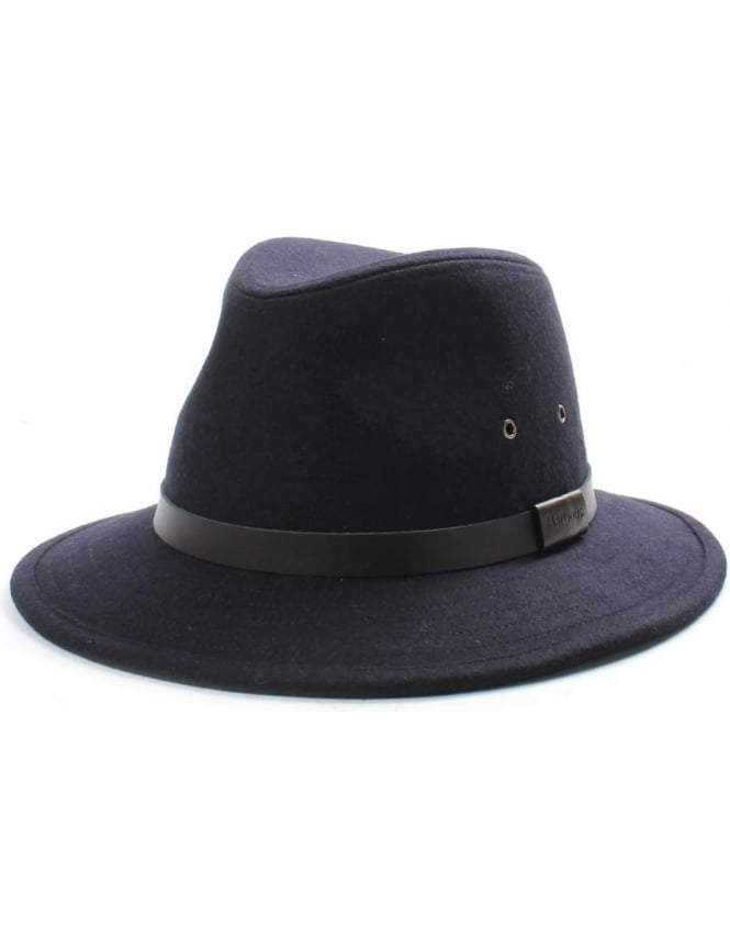 Barbour Men's Bolam Trilby Hat