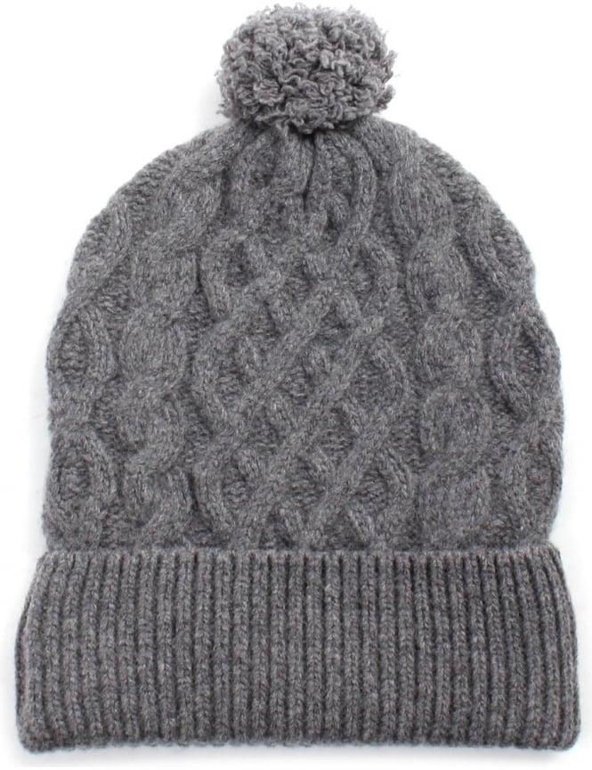 370f170b2e6 Barbour Men s Cable Knit Beanie