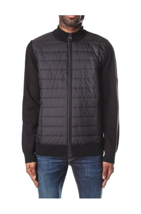 Men's Cadwell Zip Through Jacket Black