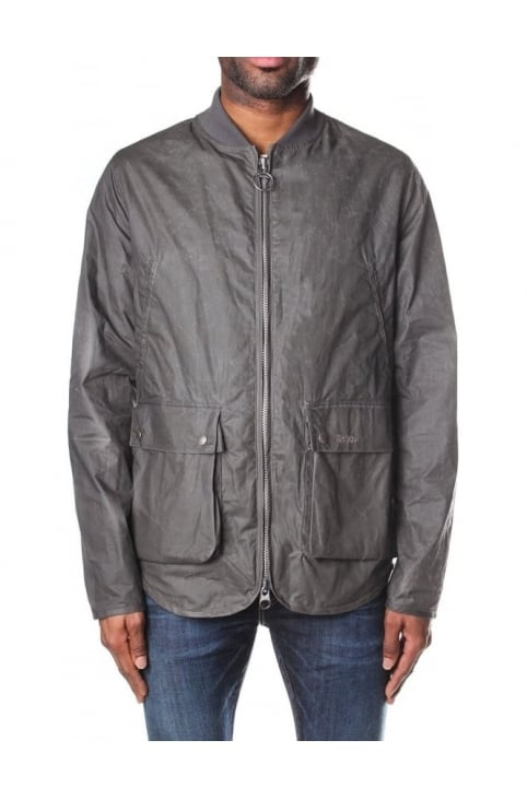 Men's Camber Wax Jacket Grey