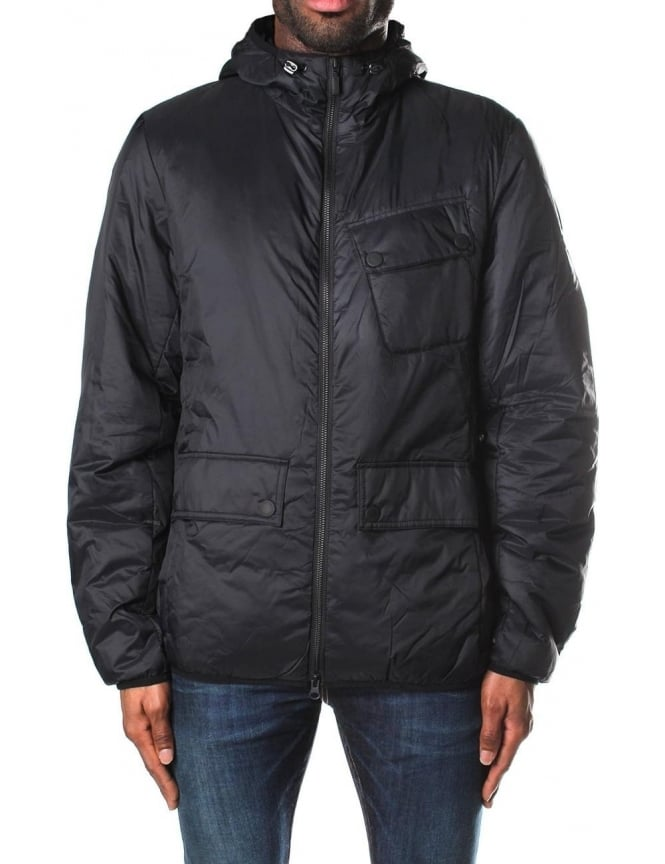 Barbour Men's Catcher Quilt Jacket