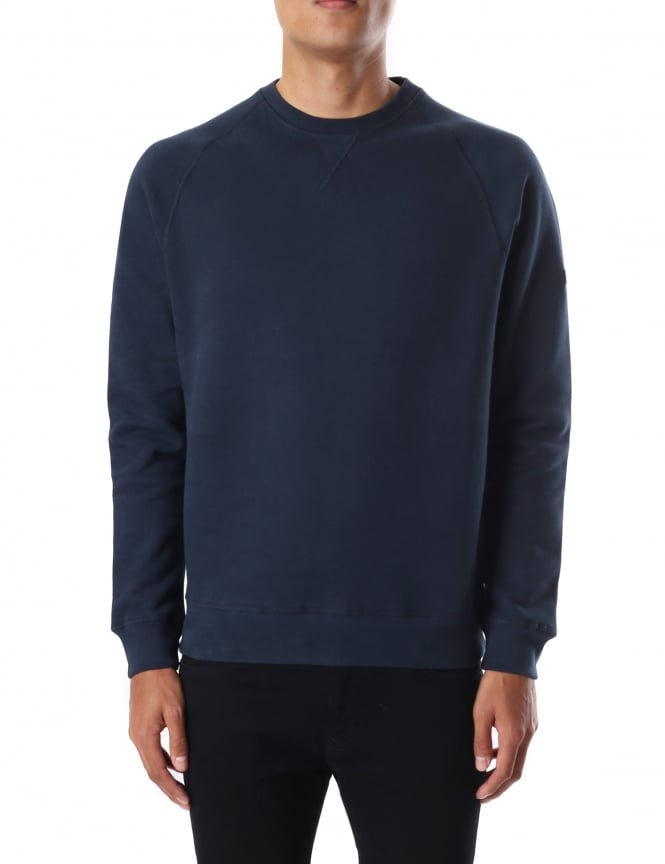 Barbour Men's Gauge Crew Neck Sweater