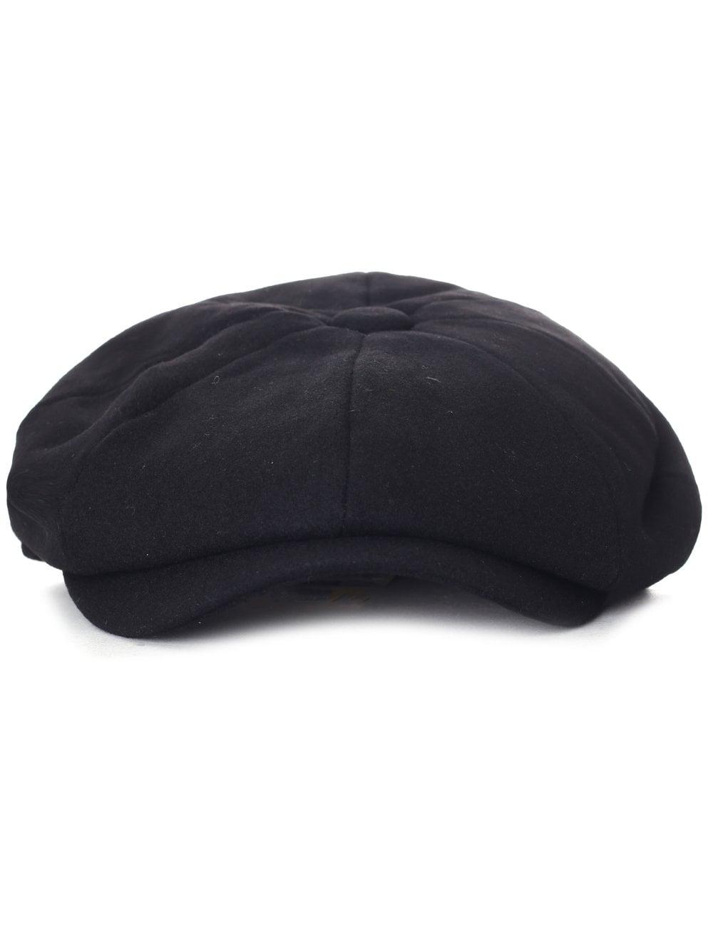 Barbour Men s Melton Bakerboy Hat c4c1cda3dd6