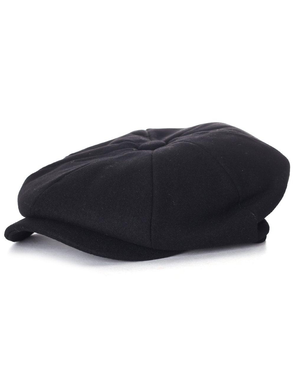 cb0f9e17923 Barbour Men s Melton Bakerboy Hat
