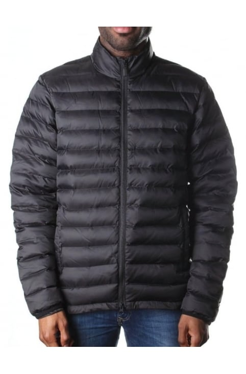 Men's Quilted Impeller Jacket Black