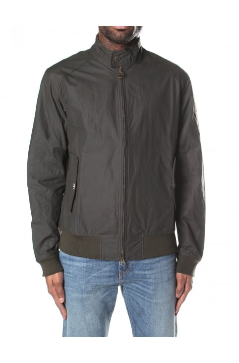 Men's Rectifier Harrington Casual Jacket Sage