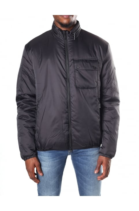 Men's Winter Scarp Quilted Jacket
