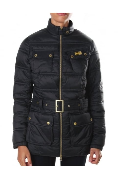 Pannier Baffle Quilted Women's Jacket