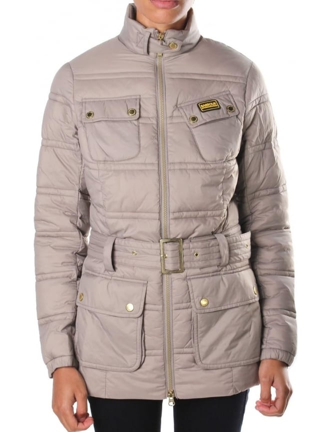 Barbour Pannier Baffle Quilted Women's Jacket