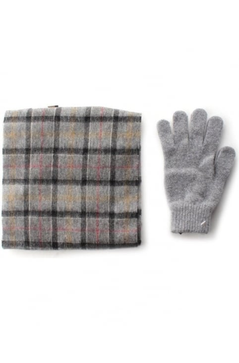 Scarf & Glove Men's Gift Box