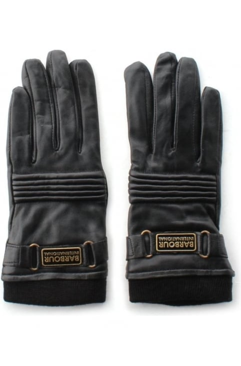 Stainforth Women's Leather Glove Black