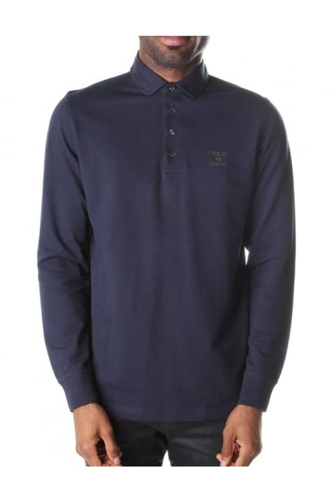 Standards Men's Long Sleeve Polo Top